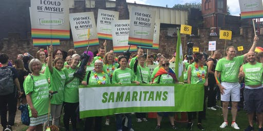 North West Samaritans - Manchester Pride
