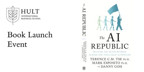 Book Launch Event with Dr. Mark Esposito tickets