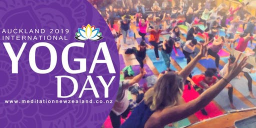 International Yoga Day Celebration Auckland 2019