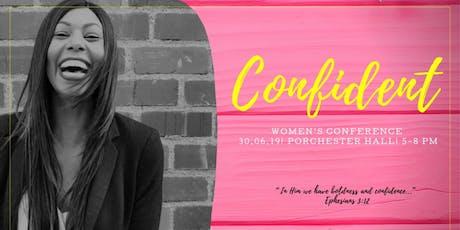"Women's Day 2019 ""Confident"" tickets"