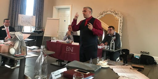 BNI Dynamics - Networking & Referrals in South Derbyshire
