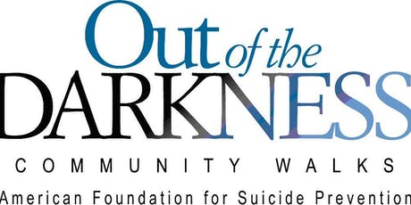 Out of The Darkness Community Walk tickets