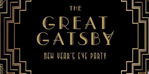 Great Gatsby NYE Party