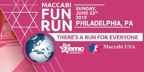 Maccabi FunRun in Philadelphia tickets