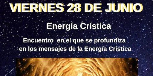 Mensajes de la Energía Crística. Impartido por Nunc