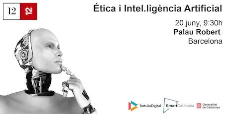 Ética i Intel.ligència Artificial / Els reptes ètics que plantegen les màquines pensants entradas