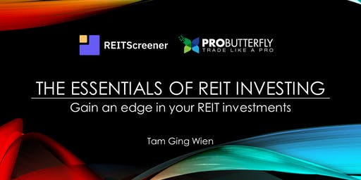 The Essentials of REIT Investing