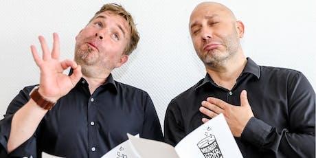 Mainzer Liederkranz in Bischhofsheim u.A.  mit  Johannes Bersch am 27.09.19 Tickets