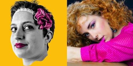 Edinburgh Previews: Harriet Braine and Jay Bennett tickets
