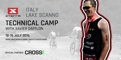 Technical Camp XTERRA Italy Lake Scanno