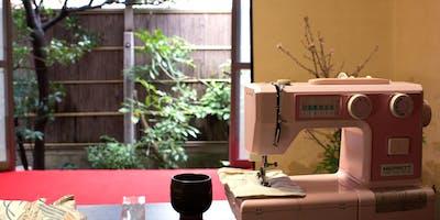 Create your Bag from precious Kimono textile