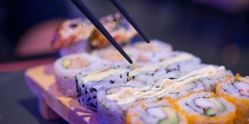 Roll your own sushi night [Inner Sunset]