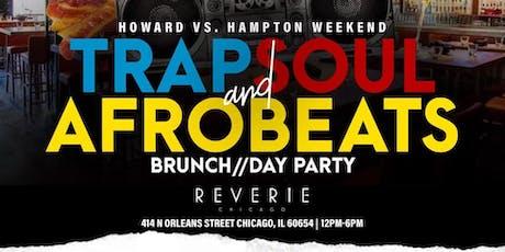 Trap + Afro Beats Brunch ft Kendra G + Jae Murphy (Chicago Football Classic) tickets