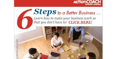 SME/START-UPS: 6 STEPS TO MASSIVELY GROW YOUR BUSINESS by ActionCOACH