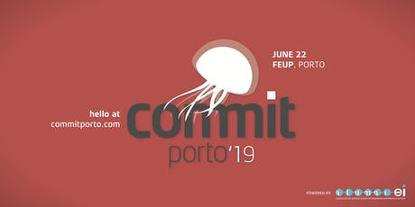 Commit Porto '19 tickets