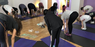Family Yoga, Oadby Leicester