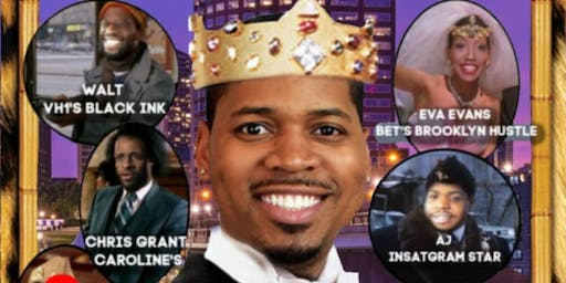"""THE PRESS Presents """"Coming to Hartford"""" Comedy Show ft. Omar Thompson"""