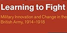 Templer First Book Prize Lecture: Dr Aimee Fox on 'Learning to Fight'