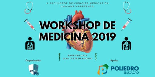Workshop de Medicina UNICAMP 2019