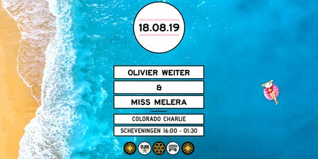 Click at the beach Miss Melera & Olivier Weiter tickets