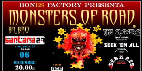 MONSTERS OF ROAD BILBAO tickets