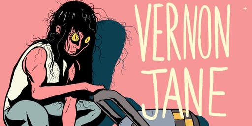 Vernon Jane Irish Tour