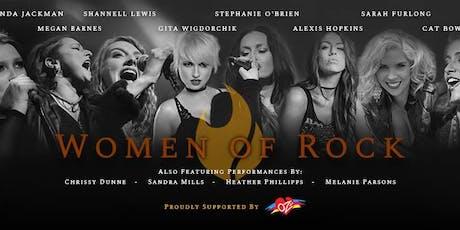 Women of Rock NL tickets