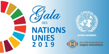 Gala des Nations-Unies 2019 billets