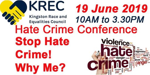 Hate Crime Conference