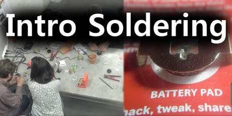 Intro to Soldering - Electronic Dice Kit tickets
