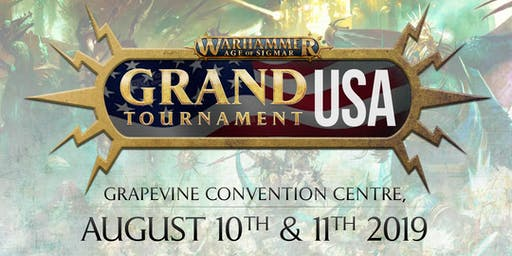 Warhammer Age of Sigmar Grand Tournament USA