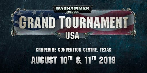 Warhammer 40,000 Grand Tournament USA