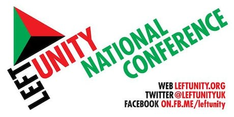 Left Unity National Conference tickets