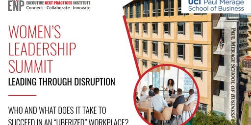 Women's Leadership Summit: Leading Through Disruption (GA)