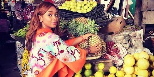Vegan & Vegetarian African Cooking Class with Lerato