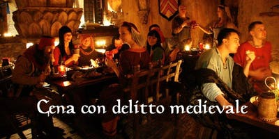 Cena con delitto storica del 1500 all'antica Trattoria