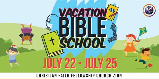 CFFC Vacation Bible School 2019