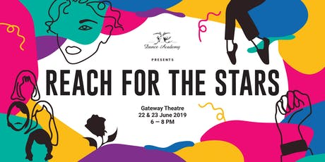 """Reach for the Stars"" by JE Dance Academy (Saturday Show) tickets"