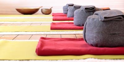 Programma 5 lessen Yin Yoga Yogapraktijkgroningen.nl