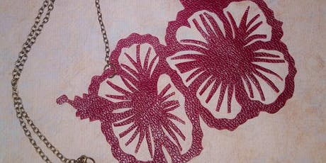 BYO Girl's Night Out: Leather Necklace Workshop tickets