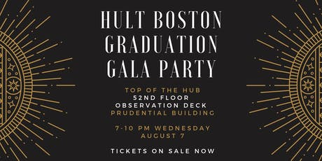 Hult Boston Graduation Gala Party 2019 tickets