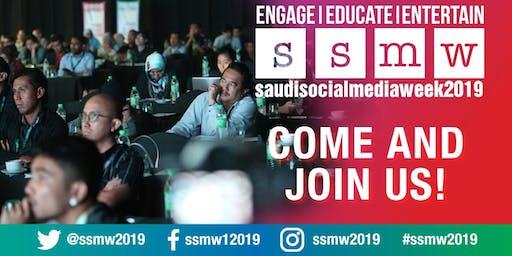 Saudi Social Media Week 2019