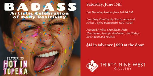 BADASS: Artistic Celebration of Body Positivity