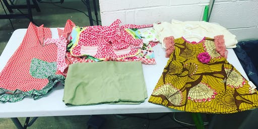 Sewing Classes All levels welcome - Classes are suited to your level