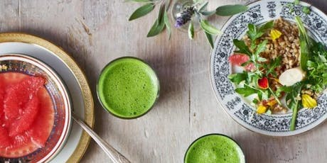 NourishME Body & Mind Cookery Workshop 16.10.19 at 7.30pm  tickets