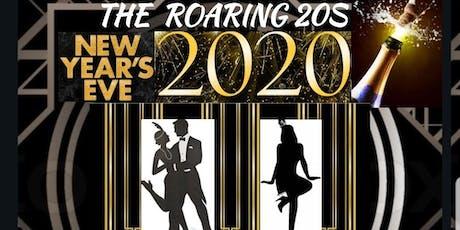 The ROARING 20's NYE 2020 GALA tickets