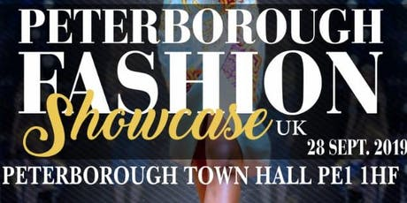 Peterborough Fashion Showcase tickets
