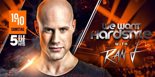 WE want Hardstyle with RAN-D & TerrorClown