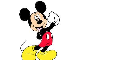 Summer Camp - Disney tickets
