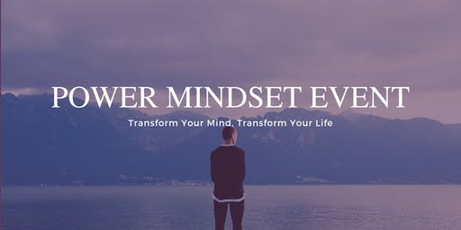 Power Mindset Event